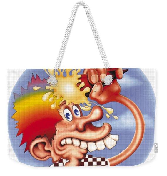 Grateful Dead Europe 72' Weekender Tote Bag