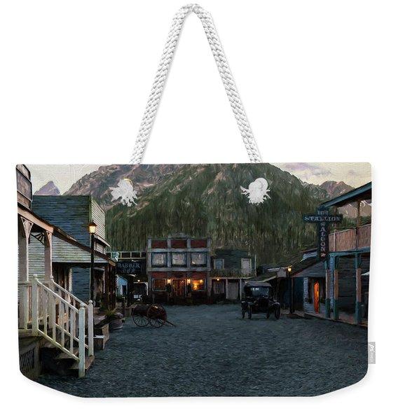 Grateful Heart - Hope Valley Art Weekender Tote Bag