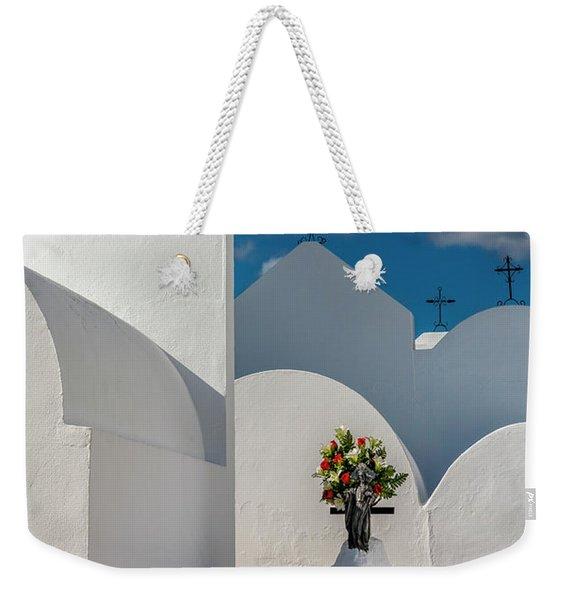 Graveyard Architecture Weekender Tote Bag