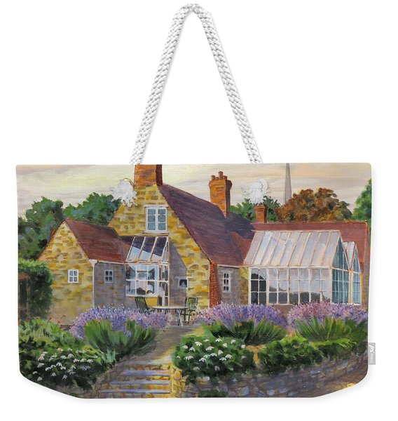 Great Houghton Cottage Weekender Tote Bag