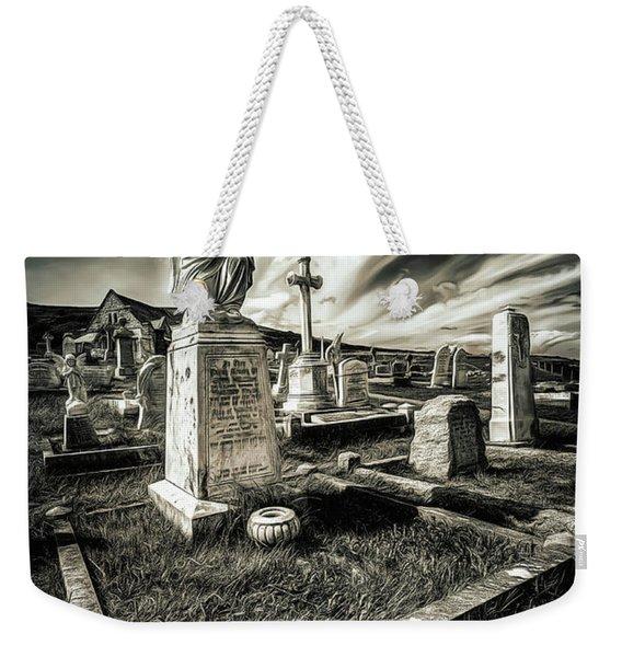 Great Orme Graveyard Weekender Tote Bag