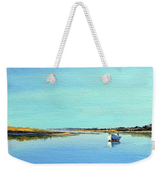 Great Pond, Edgartown Weekender Tote Bag