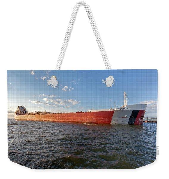 Great Republic Weekender Tote Bag