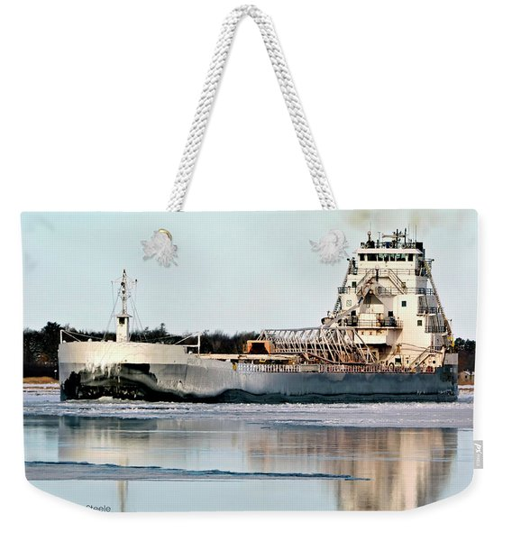 Great Republic Weekender Tote Bag