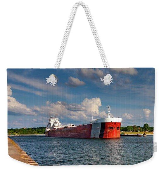 Great Republic Shines Weekender Tote Bag