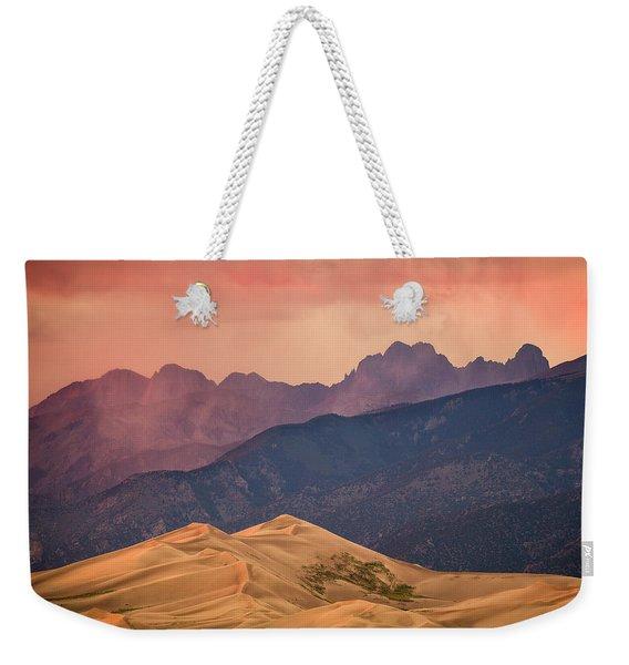Great Sand Dunes Colorado Weekender Tote Bag