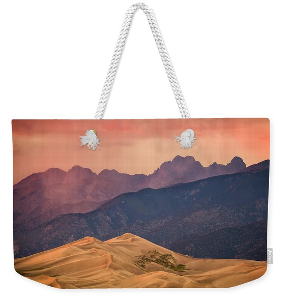 Great Sand Dunes Colorado Weekender Tote Bag