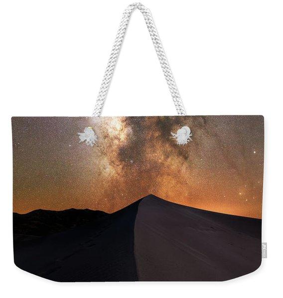Great Sand Dunes Milky Way  Weekender Tote Bag