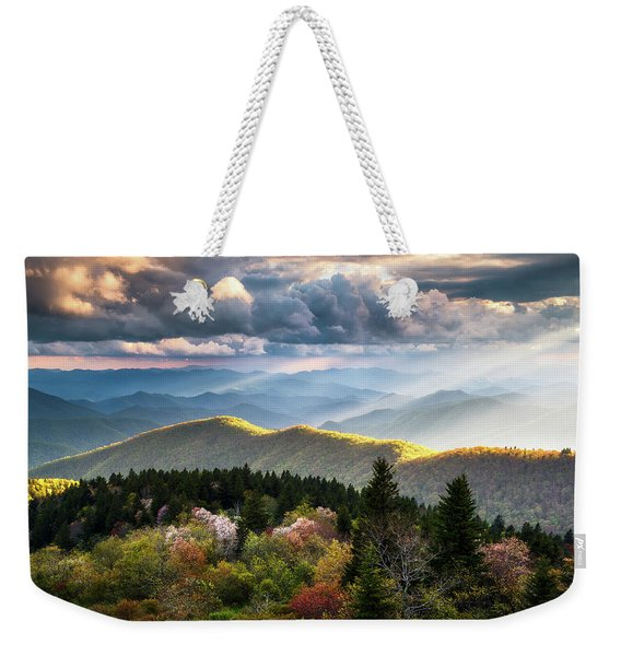 Great Smoky Mountains National Park - The Ridge Weekender Tote Bag