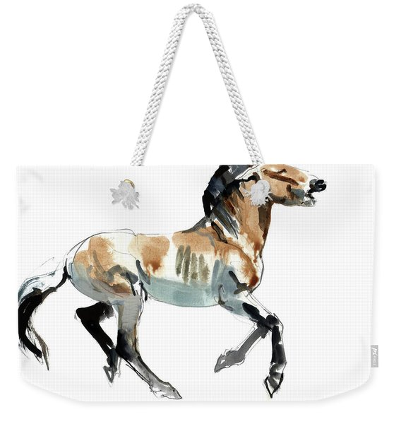 Greek, Przewalski Weekender Tote Bag