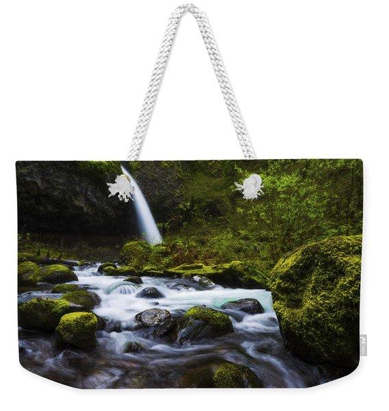 Green Avenue Weekender Tote Bag