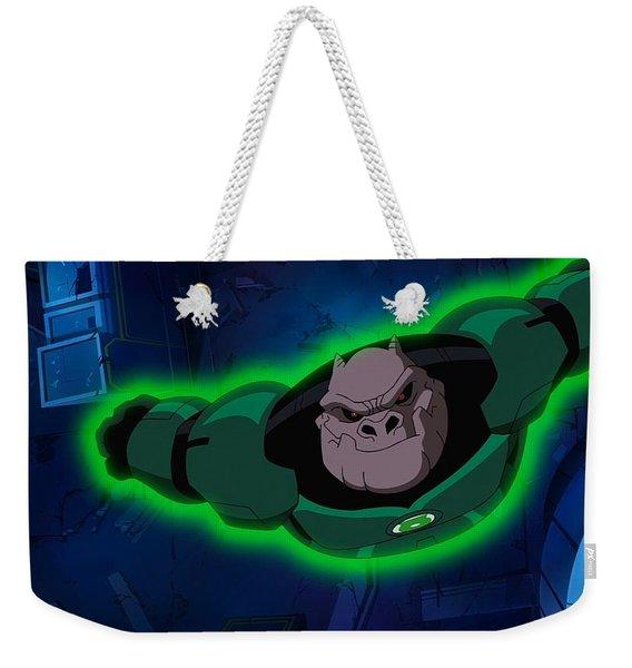 Green Lantern Corps Weekender Tote Bag