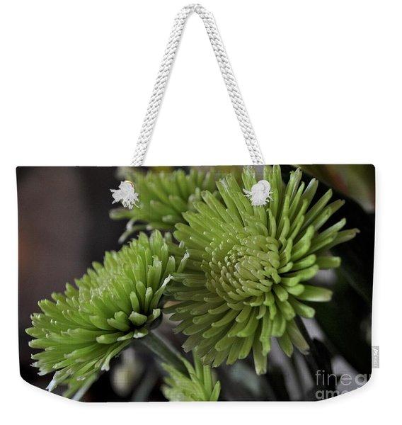 Green Mums Weekender Tote Bag
