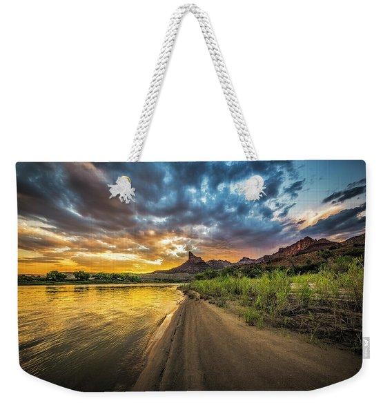Green River, Utah 2 Weekender Tote Bag