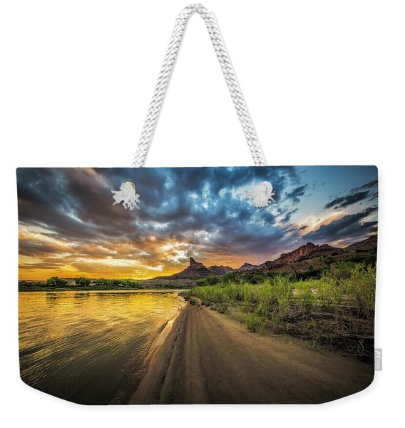 Green River, Utah 2 Weekender Tote Bag