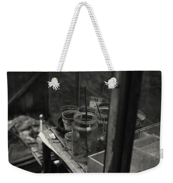 Greenhouse Weekender Tote Bag