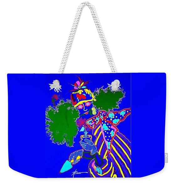 Greenhouse Effect  Weekender Tote Bag