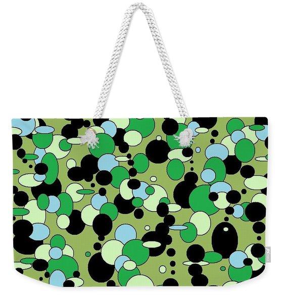 Greenies Weekender Tote Bag