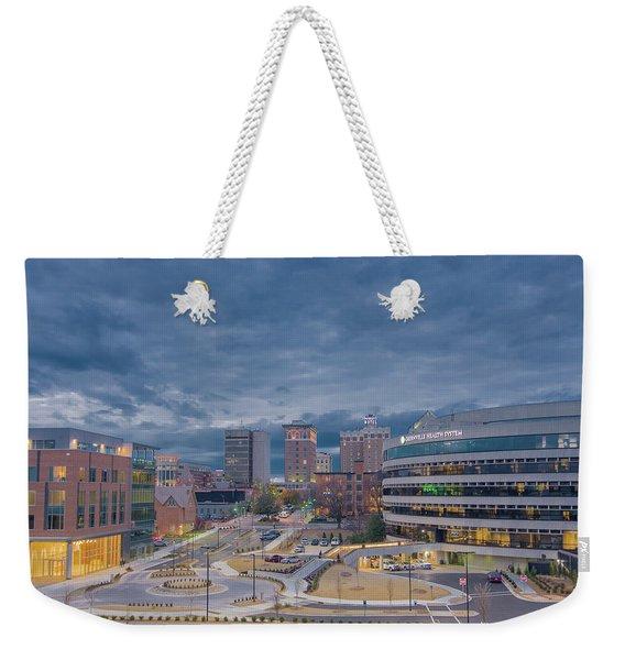 Greenville Night 1 Weekender Tote Bag