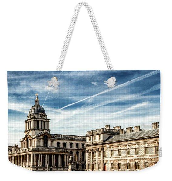 Greenwich University Weekender Tote Bag