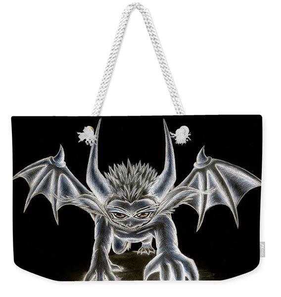 Grevil Pastel Weekender Tote Bag