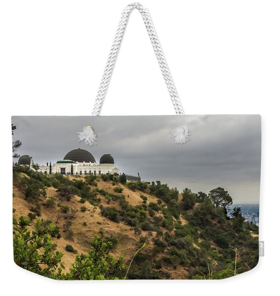 Griffith Park Observatory Weekender Tote Bag