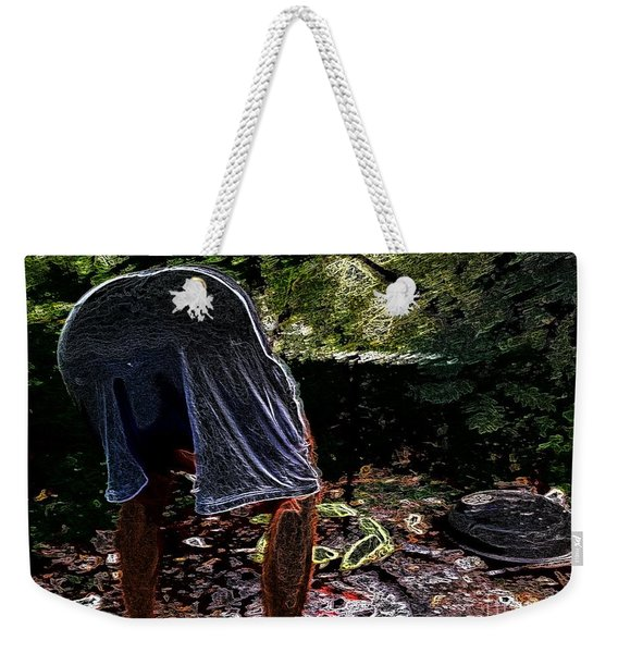 Grilling Out Weekender Tote Bag