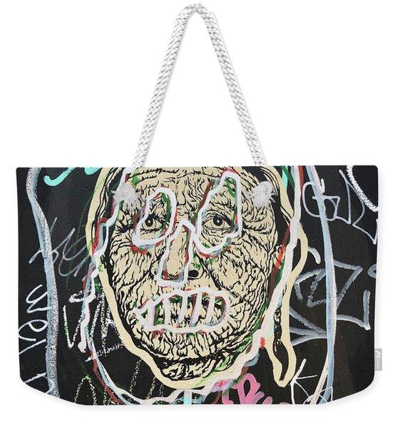 Grin Weekender Tote Bag