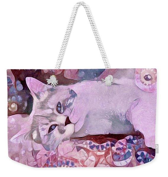Grizabella Weekender Tote Bag