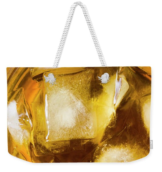 Grog On The Rocks Weekender Tote Bag