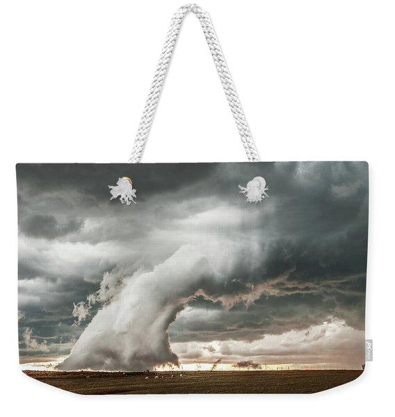 Groom Storm Weekender Tote Bag