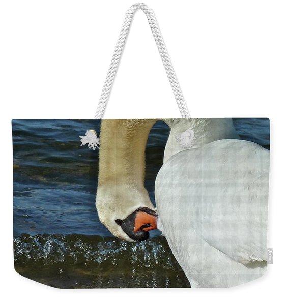 Grooming Weekender Tote Bag