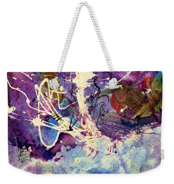 Groovin' Together Weekender Tote Bag