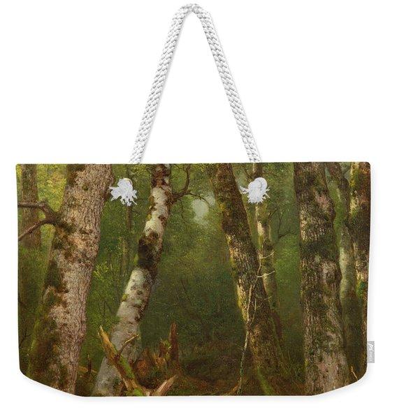Group Of Trees Weekender Tote Bag