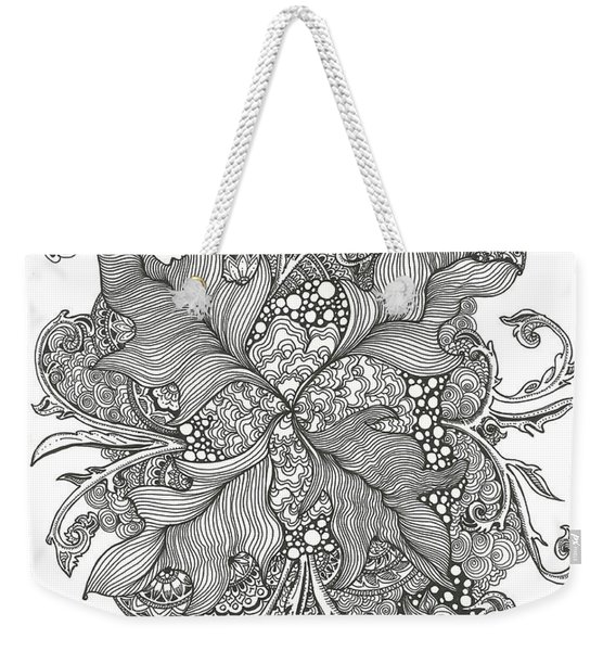 Growing Vines Weekender Tote Bag