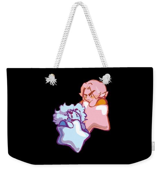 Grumps Weekender Tote Bag