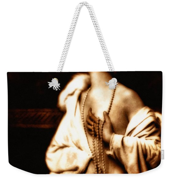 Grunge Goddess Weekender Tote Bag