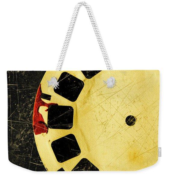 Grunge Toy Artwork Weekender Tote Bag
