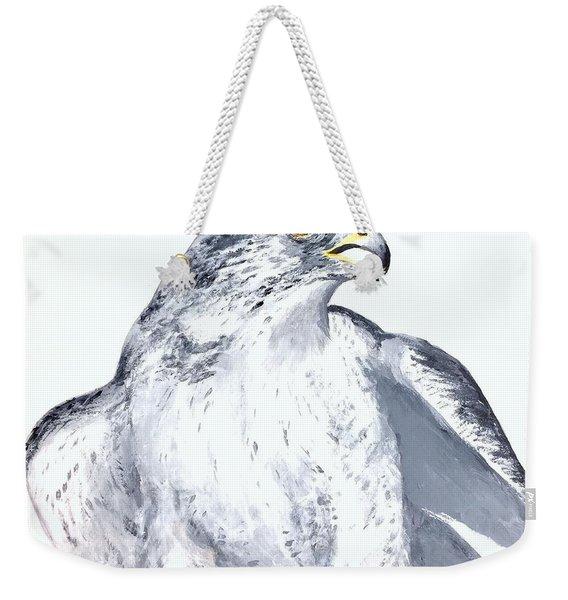 Gryfalcon Portrait Weekender Tote Bag