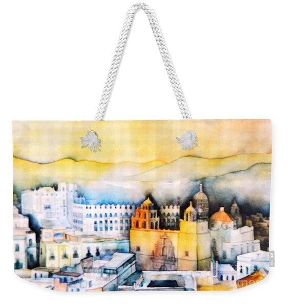 Guanajuato-mexico Weekender Tote Bag