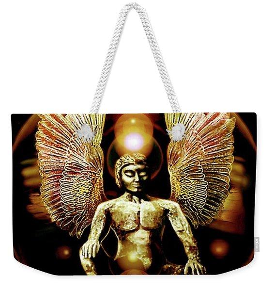 Guardian  Archangel Weekender Tote Bag