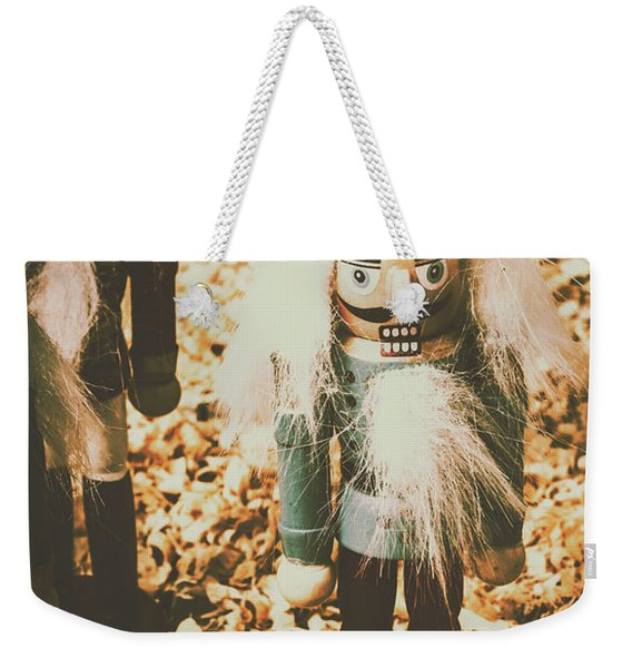 Guards Of Nutcracker Way Weekender Tote Bag