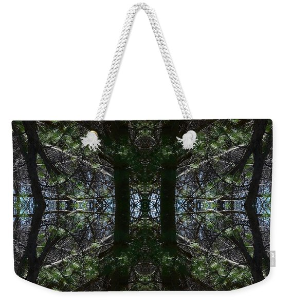 Guards Of The Forest Weekender Tote Bag