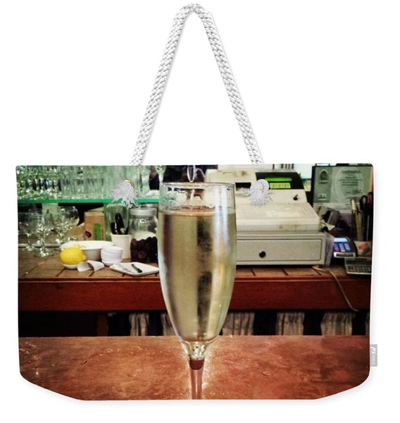 Weekender Tote Bag featuring the photograph Guess What Guess Where? by Mr Photojimsf