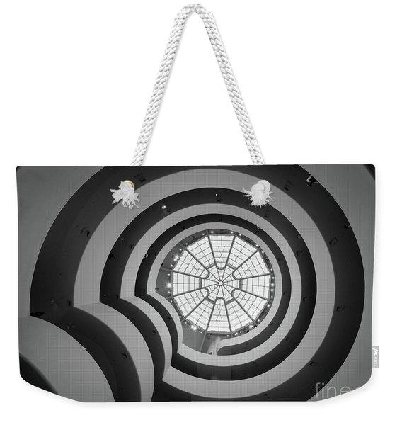 Guggenheim Museum Weekender Tote Bag