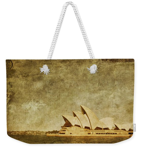 Guided Tour Weekender Tote Bag