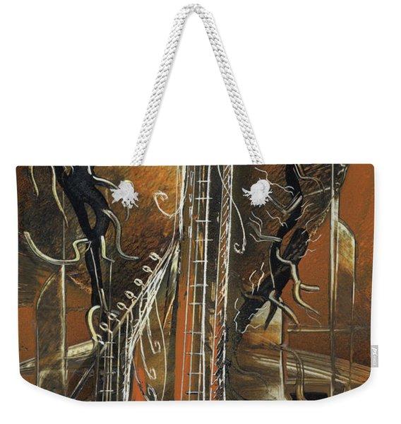 Guitar World Weekender Tote Bag