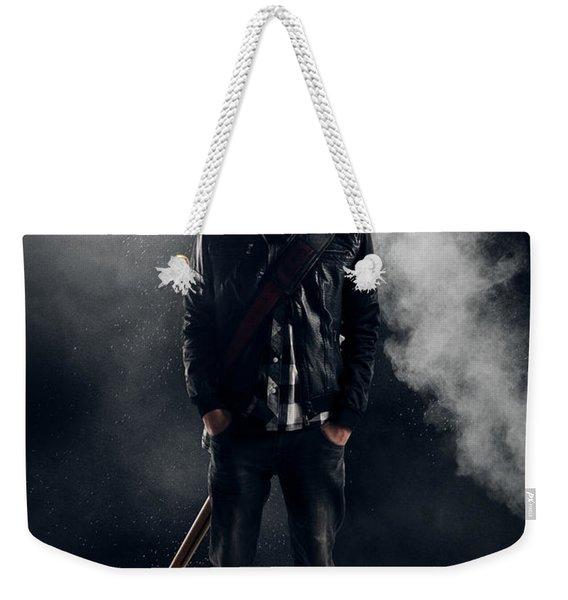 Guitarist Weekender Tote Bag