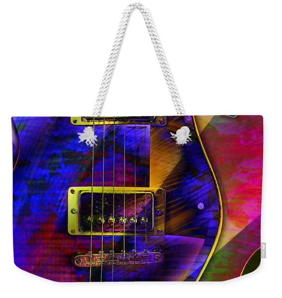 Guitars Weekender Tote Bag