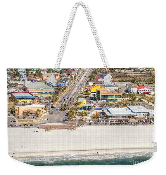 Gulf Shores - Hwy 59 Weekender Tote Bag